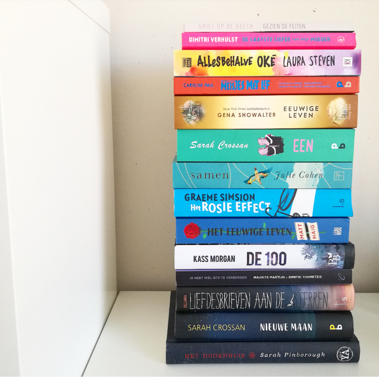 bookhaul april 2018 to be read